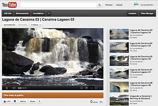 Canaima videos on Youtube!
